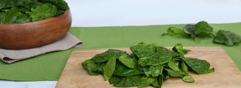 Come cucinare gli spinaci for Cucinare spinaci