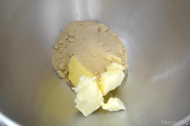 1 burro zucchero di canna