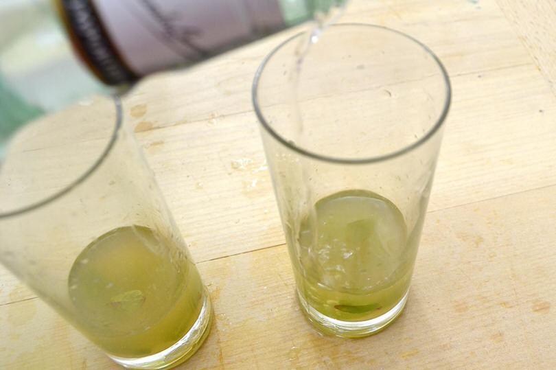 3 aggiungere rum