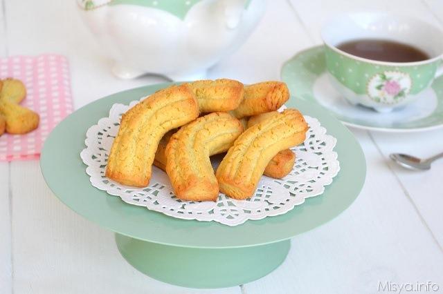 Biscotti ricette Krumiri