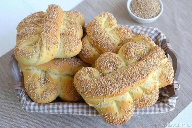 Ricette Pane e Brioches Mafalda siciliana