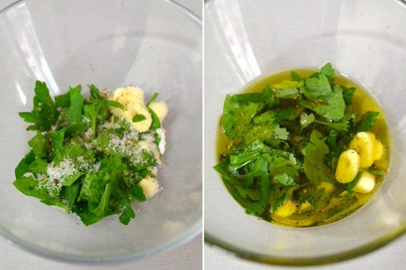 2 preparare marinata
