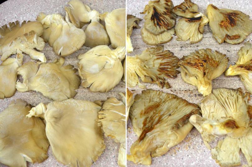 3 arrostire funghi