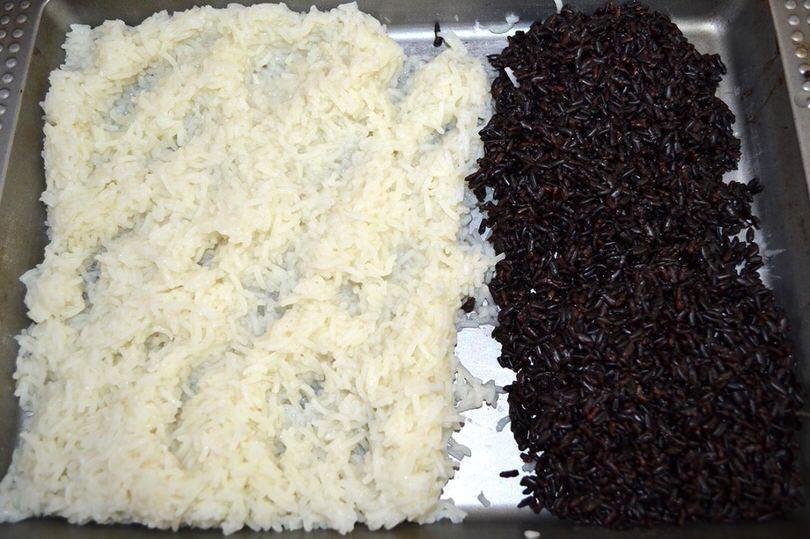 3 raffreddare riso