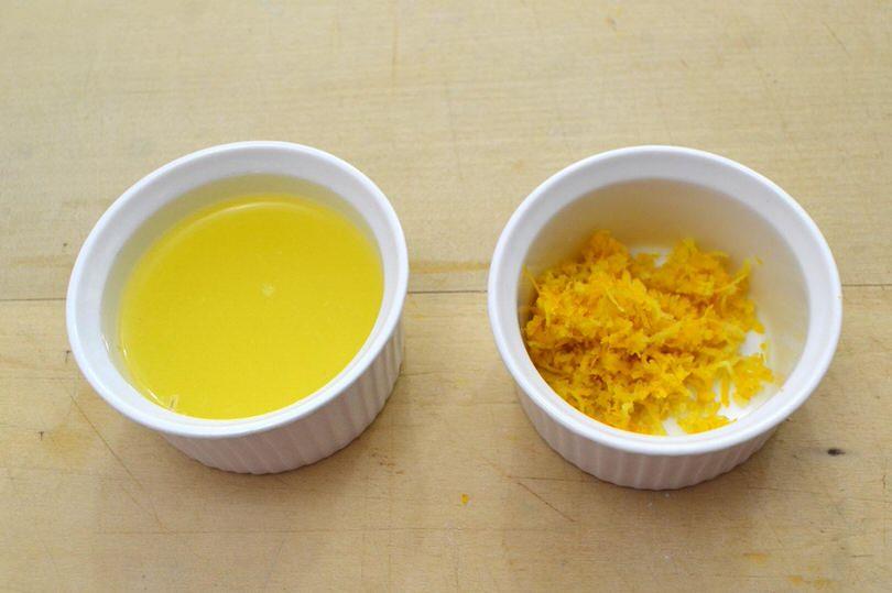 7 succo e buccia limone