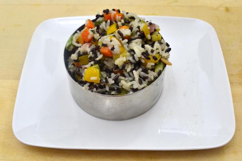 8 riso nel coppapasta