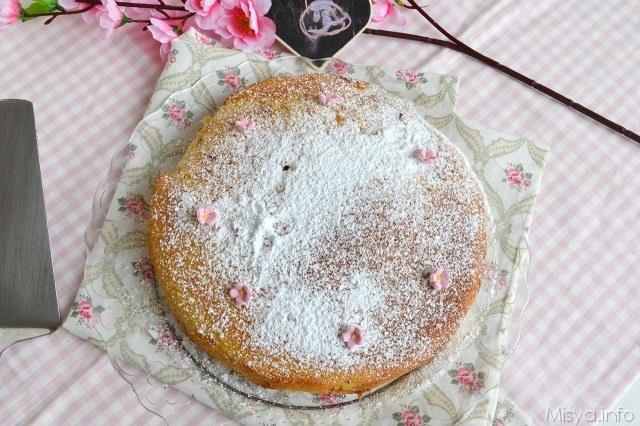 Torta 5 minuti ricetta torta 5 minuti di misya for Cucinare 5 minuti
