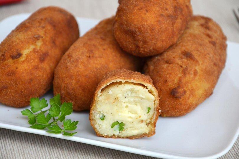 crocche di patate
