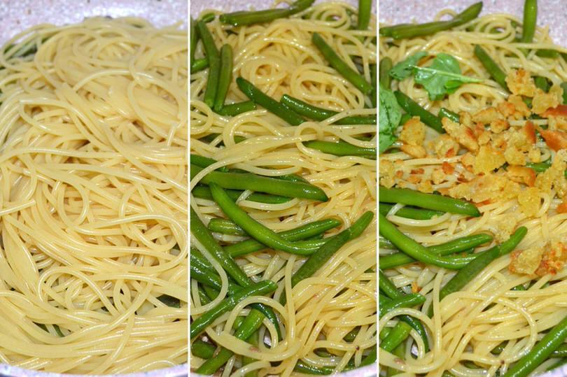 pasta in padella