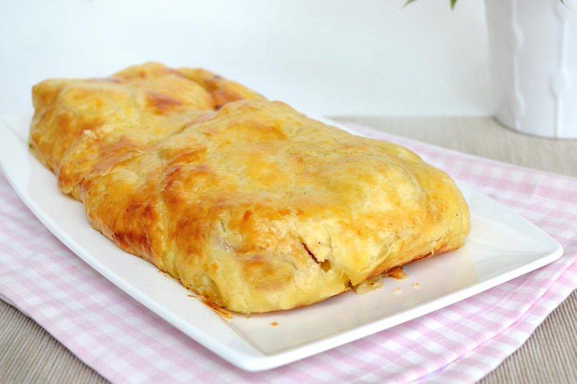 rustico patate e wurstel