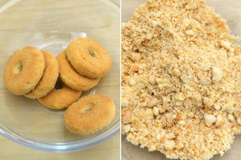 4 tritare biscotti