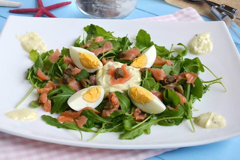 Ricette salmone affumicato facili e veloci for Insalate ricette