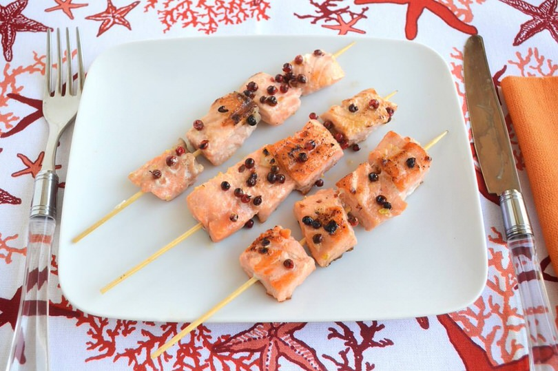 Secondi piatti salmone ricette