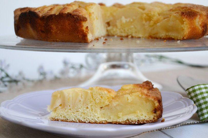 Torta Di Mele Veloce Ricetta Torta Di Mele Veloce Di Misya