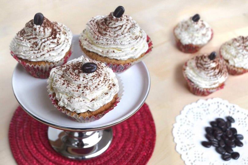 ricette Tiramisù cupcake