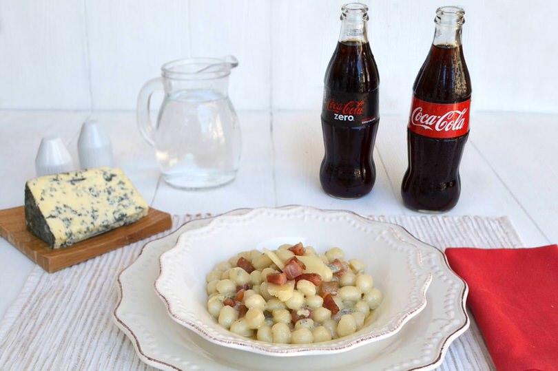 Gnocchi al gorgonzola dolce