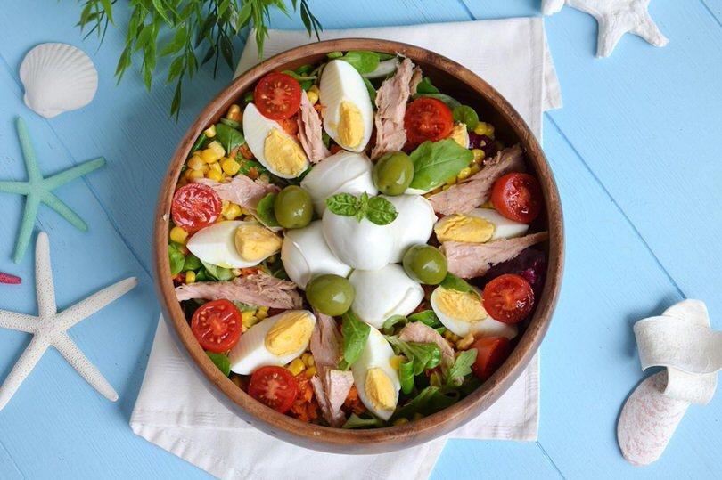 Ricette insalate le ricette di insalate di misya for Ricette insalate