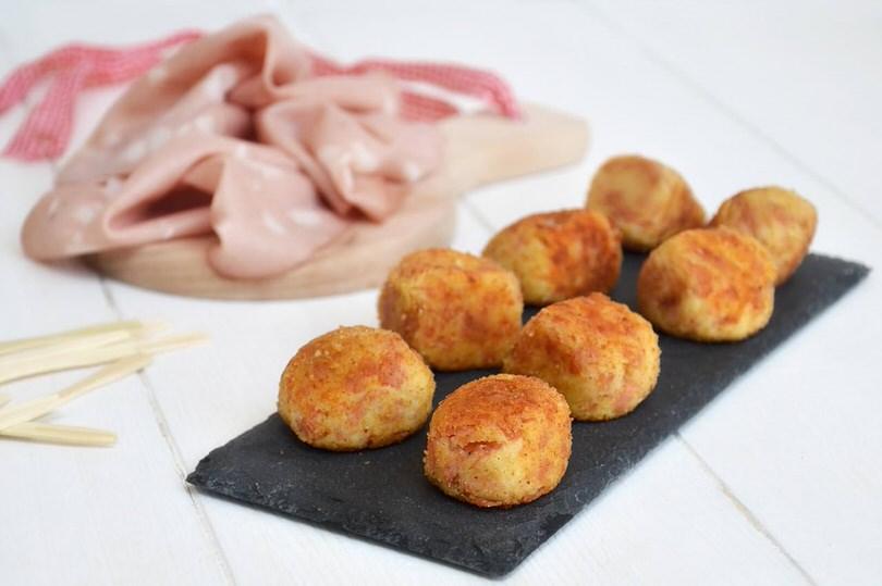 Polpette di mortadella ricetta polpette di mortadella for Ricette carne veloci