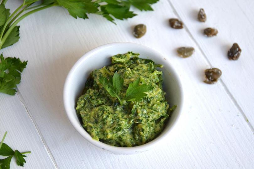 Salsa Verde Bimby Ricetta Salsa Verde Bimby Di Misya