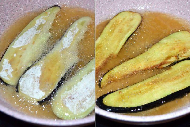 2 friggere melanzane