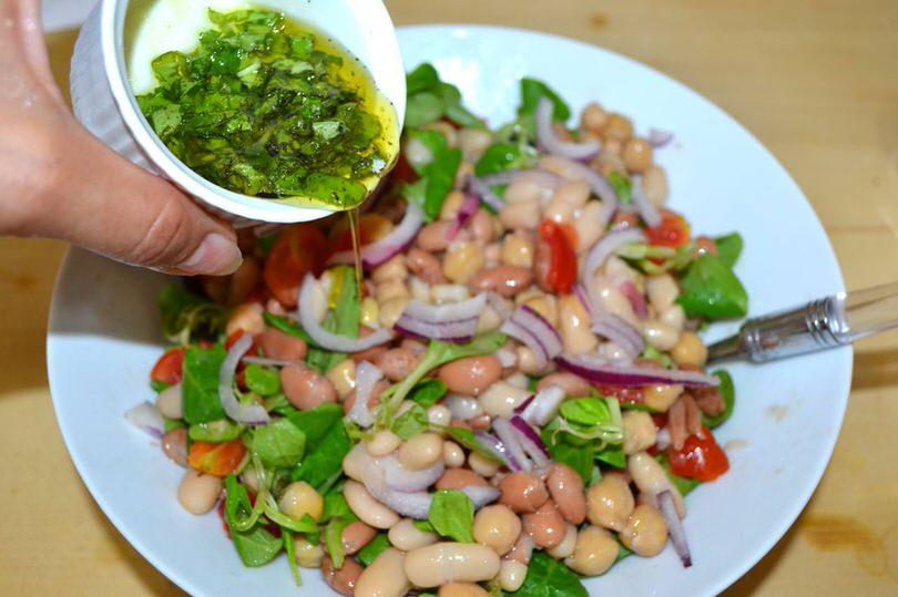 5 condire insalata