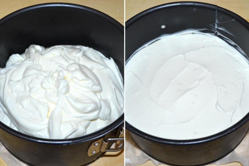 5 crema nello stampo