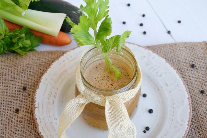 Centrifugato di verdure
