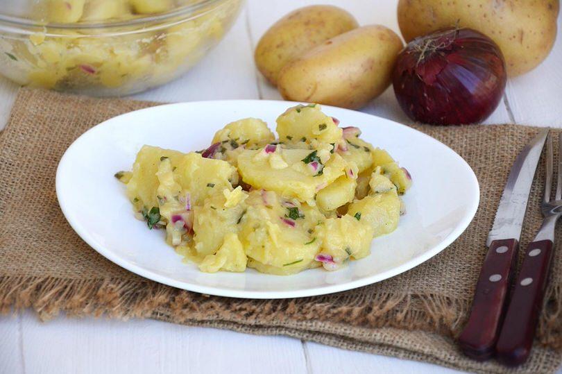 Insalata di patate tedesca