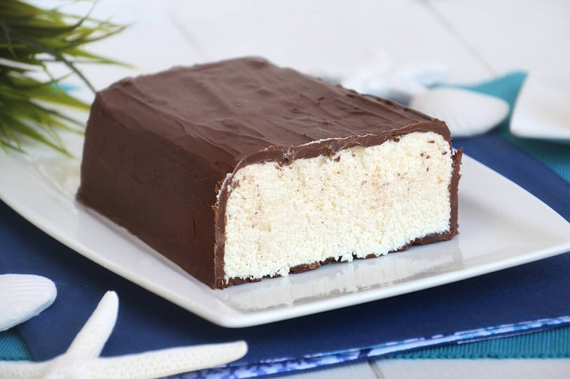 Torta gelato bounty