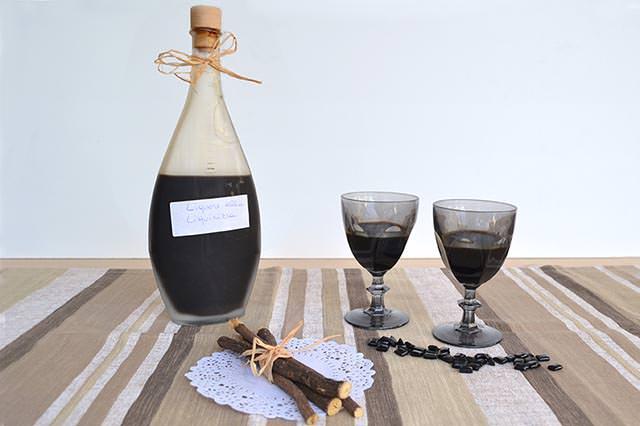 Ricette bimby liquore alla liquirizia