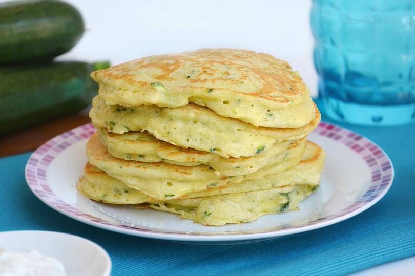 pancake-di-zucchine