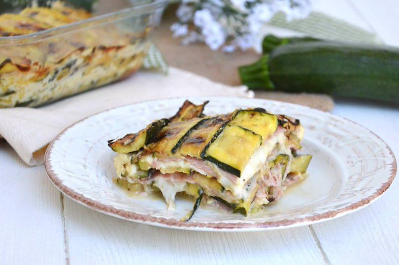 parmigiana zucchine bianca