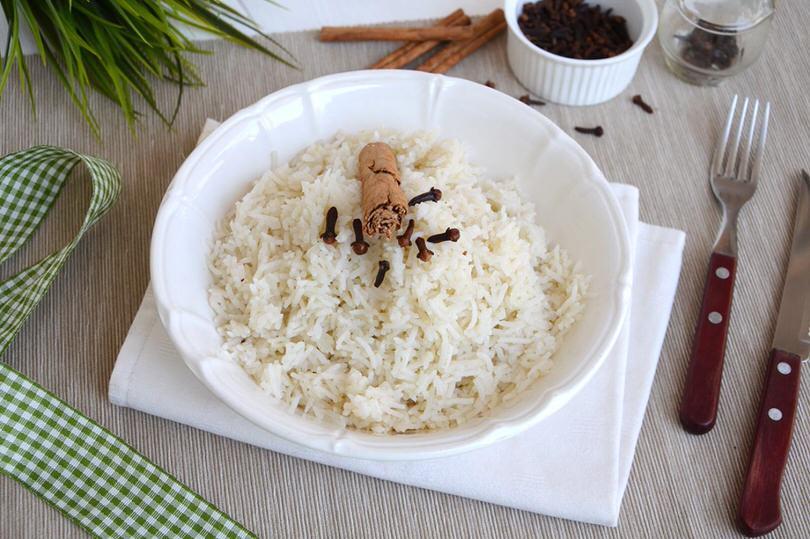 riso pilaf - Bimby