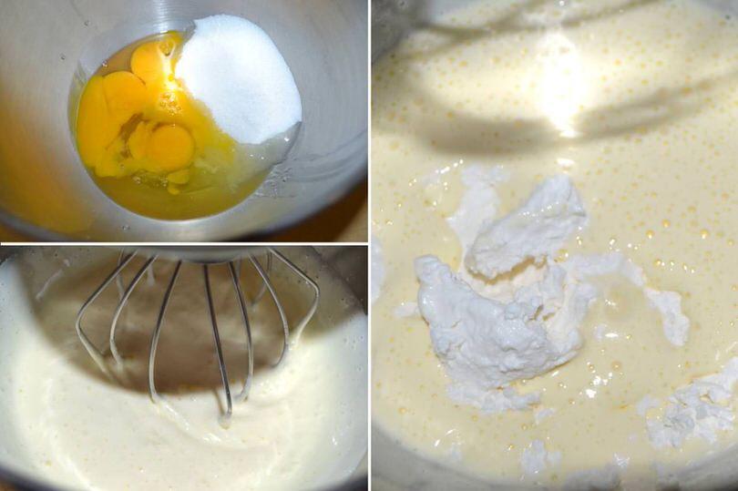 1-montare-uova-e-zucchero