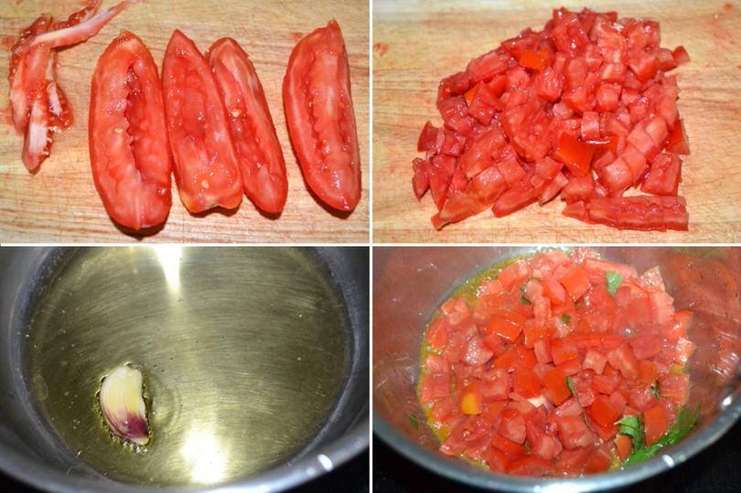 1-tagliare-e-cuocere-pomodori