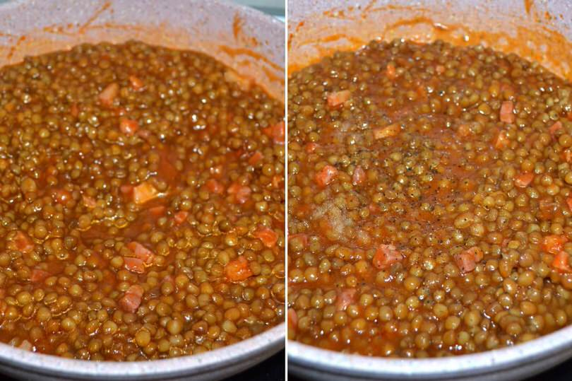 Zuppa di lenticchie ricetta zuppa di lenticchie di misya - Cucinare le lenticchie ...