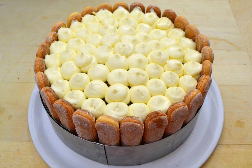 6 decorare torta