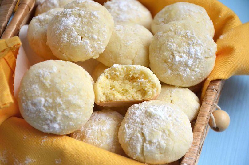 Ricetta biscotti semplici frollini