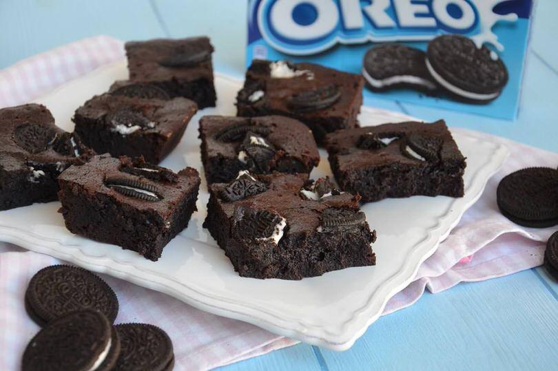 brownies-oreo