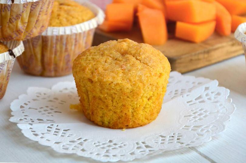 Risultati immagini per muffins alla zucca