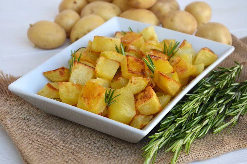 Patate al forno - Ricetta Patate al forno di Misya