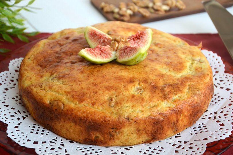 torta-con-fichi-e-noci