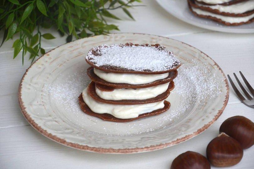 Frittelle di castagne ricetta frittelle di castagne di for Ricette castagne
