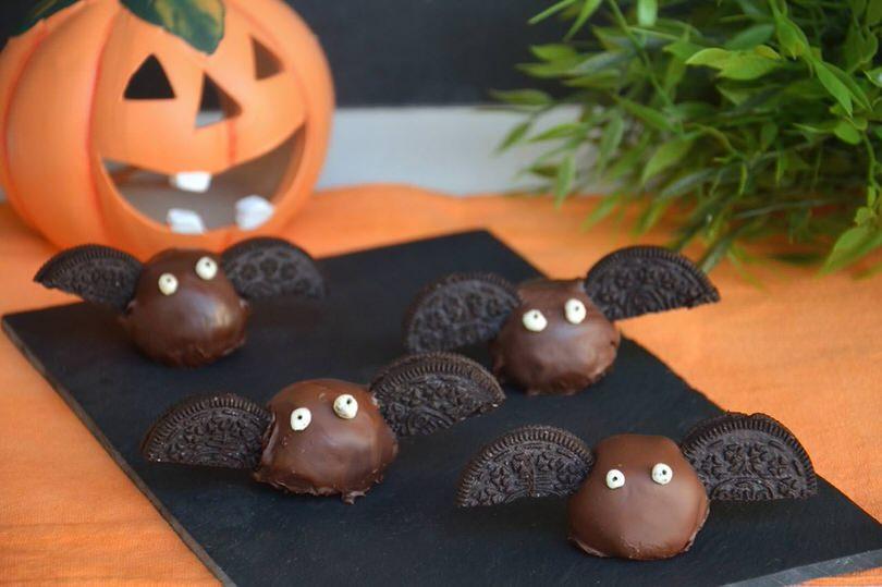 Pipistrelli di Halloween