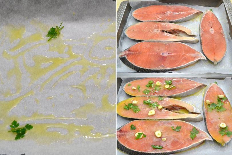 Salmone Al Forno Ricetta Salmone Al Forno Di Misya