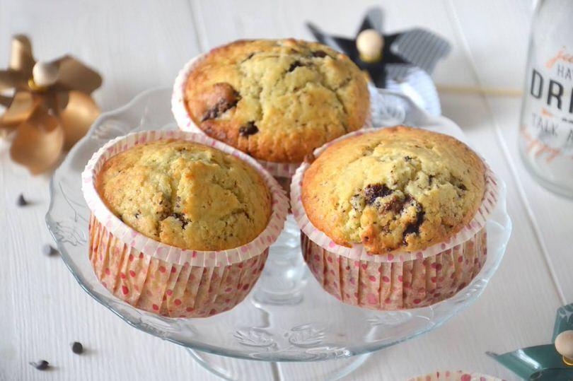 muffin-ricotta-e-gocce-di-cioccolato