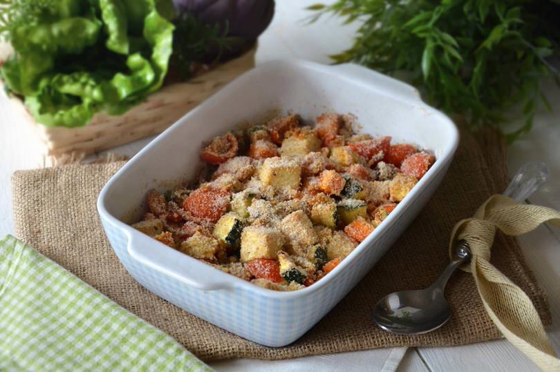 Cucina vegetariana ricette tofu