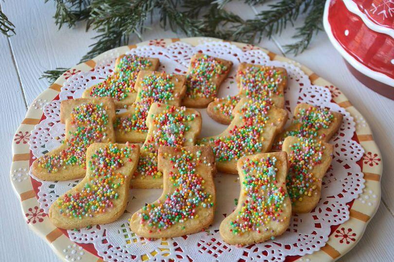 Biscotti ricette Befanini