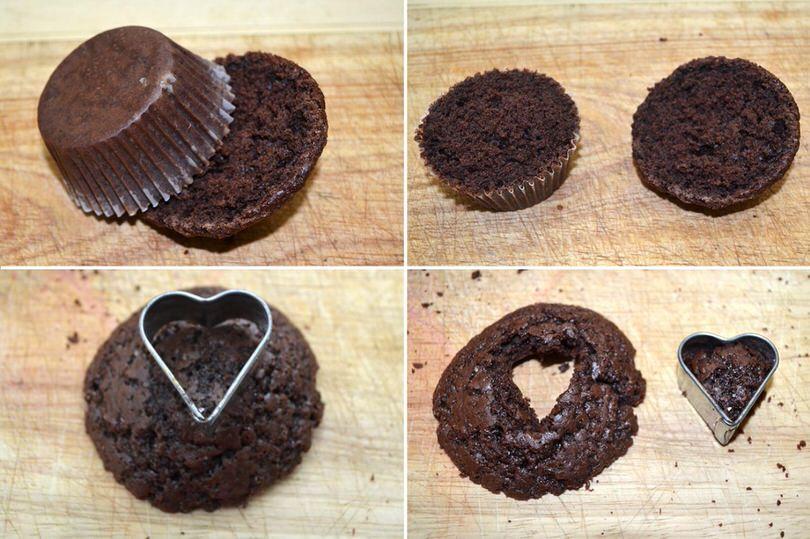3 tagliare muffin