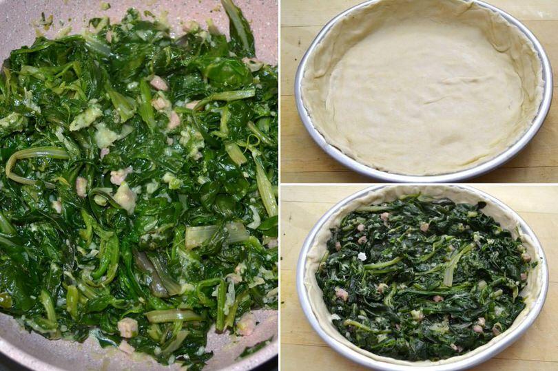 5 aggiungere verdure